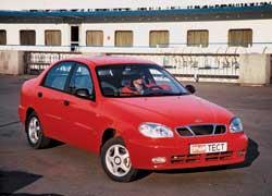 Daewoo Lanos с 1997 г.