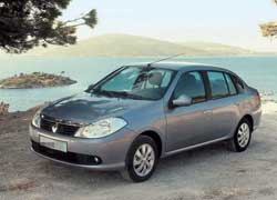 Renault Symbol 2008 г.