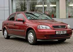 Opel Astra Classic с 2003 г.