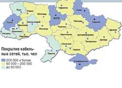 Карта покрытия «Первого Автомобильного» сегодня включает в себя более 3 млн. абонентов цифровых телесетей Украины.