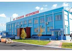 Кременчуг «дает стране» не только тяжелые грузовики КрАЗ, но и множество легковых моделей китайских и корейских марок, которые производятся на автосборочном заводе.