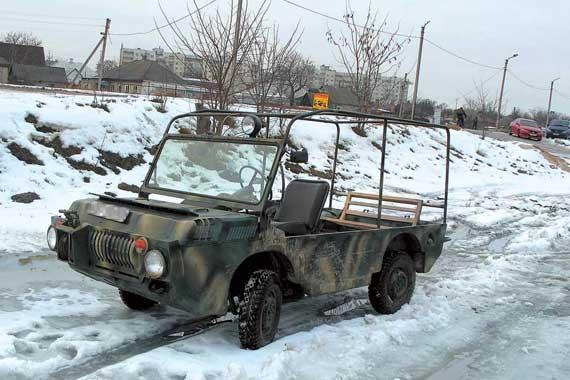ЛуАЗ-967 ТПК 1969–1991 г. в.