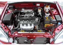 Для Lanos с кузовом хэтчбек также предлагается лишь один мотор – полуторалитровый 8-клапанный, развивающий 86 л. с. и 130 Нм.