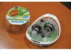 Автомобильные лампы Philips Eco Vision,