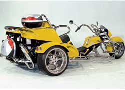 Boom Trikes Fighter X11