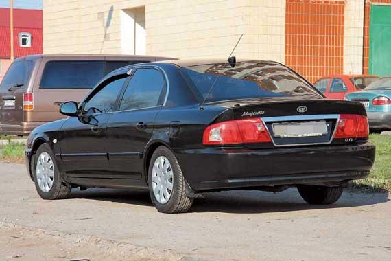 Kia Magentis 2001–2006 г. в.