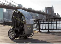 P.U.M.A. (The Personal Urban Mobility and Accessibility Project)