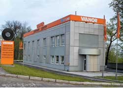 Шинный центр Vianor