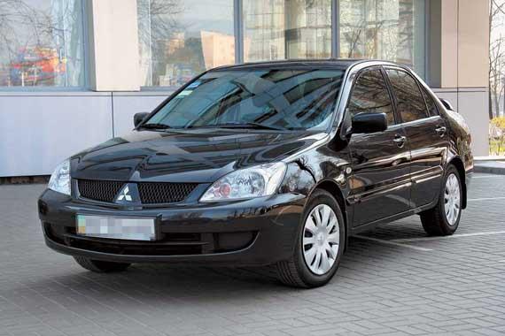 Mitsubishi Lancer IX 2003–2007 г. в. от $10 000 до $16 000