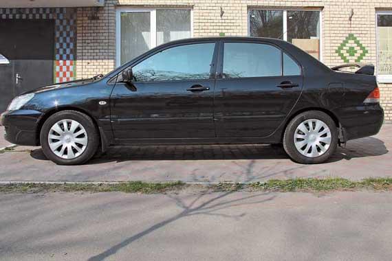 Mitsubishi Lancer IX 2003–2007 г. в.