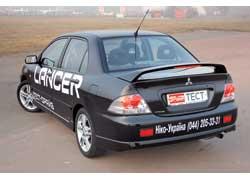 Mitsubishi Lancer Sport с 2,0-литровым