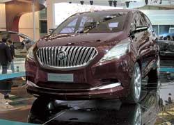 Показ новых концептов Buick в Китае уже стал традицией. На этот раз азиатскую публику удивлял прототип люксового минивена Business Concept длиной 5278 мм.