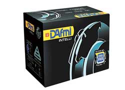Новую линейку тормозных колодок Intelli выпустила компания DAfmi.