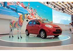 Cерийный хэтчбек Chery Riich M1 претендует на 1-е место по популярности на китайском рынке. Под капотом – 1,3-литровый бензиновый мотор (83 л. с.).