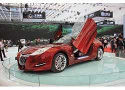 Прошлогодний концепт Geely GT постепенно приближается к серийной ипостаси.