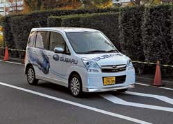 Subaru Plug-in Stella