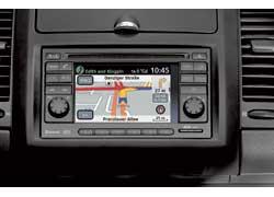 Навигационная система Nissan Connect