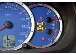 Информация обо всех манипуляциях с трансмиссией Mitsubishi отображена пиктограммой , что очень информативно.
