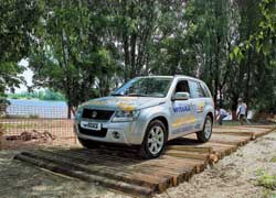 Официальный импортер Suzuki компания «АВТО Интернешнл» провела традиционный семейный праздник Suzuki Grand Day.