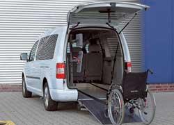 К нам поставляется лишь малая доля авто из огромного семейства VW Caddy.