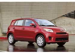 Самый надежный Scion – xD уже имеет европейский аналог – Toyota Urban Cruiser.