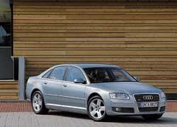 Высокая технологичность «алюминиевого» седана Audi A8 – отнюдь не повод к частым поломкам.