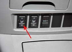 В версии 2,4 4х4 в базовую комплектацию входит двухступенчатый подогрев передних сидений и «противотуманки».