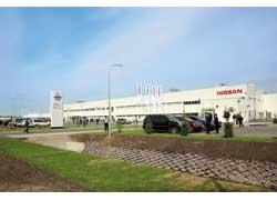 Новый завод Nissan в России