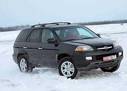 Acura MDX 2001–2007 г. в.