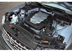 Наибольшее распространение в Украине получили FX35 – их 3,5-литровый мотор обеспечивает почти двухтонному великану динамику заправского спорткара – 7,3 с до «сотни»!