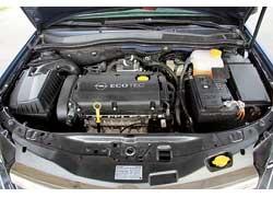 Двигатель Astra GTC на 5 л. с. мощнее, а крутящий момент на 8 Нм больше. Отдача ощущается на более высоких оборотах.
