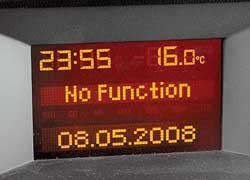 Opel отказывается сообщать нам маршрутную информацию. В машине с данным мотором маршрутного компьютера нет.