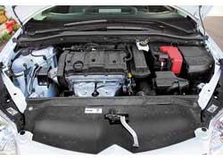 Мотор Citroёn «веселее» работает на низких и средних оборотах. К тому же он тише. С ним скорость машины выше, а разгон быстрее.
