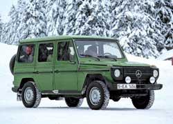 1979. Mercedes-Benz G-Кlassе