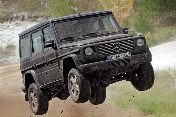 Mercedes-Benz G-Кlassе