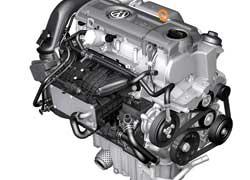1,4-литровый бензиновый мотор TSI от Volkswagen