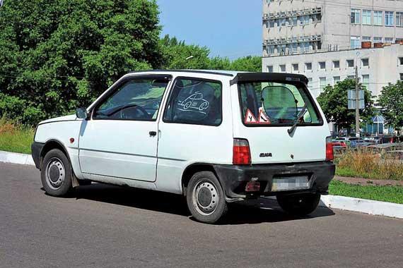 ВАЗ-1111 «Ока»
