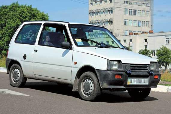 ВАЗ-1111 «Ока» 2001–2006 г. в. от $900 до $2800