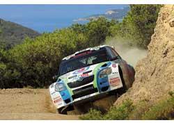 Всех поразил местный пилот Ламброс Атанассулас, выступавший в классе P-WRC на Skoda Fabia S2000. Он не только стал здесь первым, но и закончил гонку на восьмой позиции «абсолюта» – это лучший результат для авто класса S2000 в истории WRC.