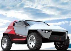 Небольшая итальянская компания Fornasari подготовила экстремальный суперкар Racing Buggy.