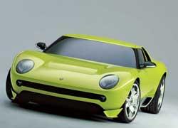 Lamborghini Miura (2006 г.)