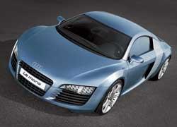 Донкервольке принадлежит идея спортконцепта Le Mans, ставшего серийной моделью Audi R8.