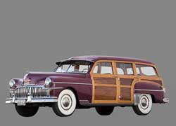 DeSoto Custom Suburban Station Wagon