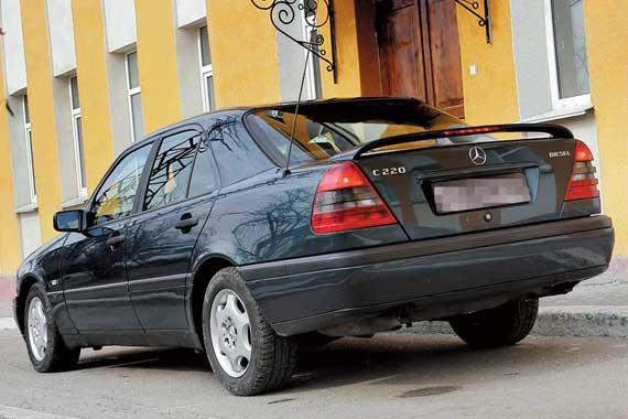 Mercedes C-Кlasse