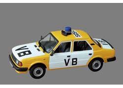 Skoda 120L 1976-1990