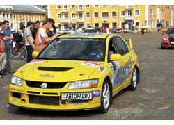 Гоночная серия Subaru Open Cup