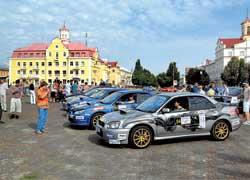 Первый этап Subaru Open Cup принимал один из старейших украинских городов – Чернигов.