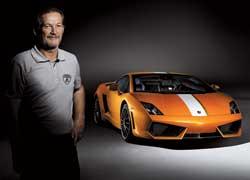 Компания Lamborghini выпустит заднеприводную модификацию модели Gallardo LP 550-2 Valentino Balboni.