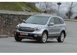 Honda CR-V (15000 км)