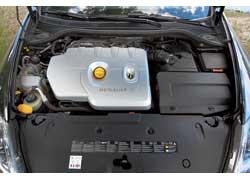 Двигатель Renault Laguna Coupe